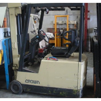 Used Crown Forklift 35SCTT190
