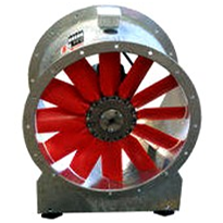Roof Ventilators  - Axial Flow Fans