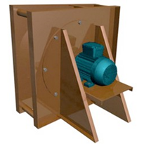 Fan Manufacturers - Centrifugal Impeller