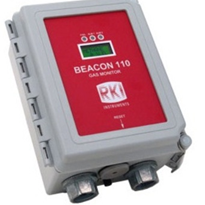 Gas Detection System Controller | Beacon 110