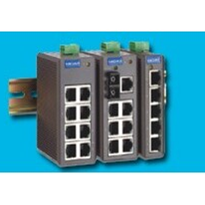 5 &  8-port Entry-level Unmanaged Ethernet switches - EDS-205 /208 Series