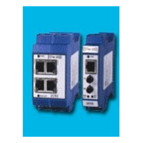 EOTec 2000 Industrial Ethernet Unmanaged Switches &  Media Converters