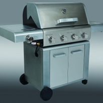 Neo Argento Barbecues