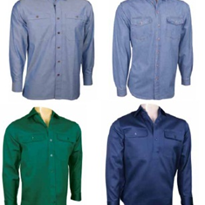Workwear Long Sleeve Shirts