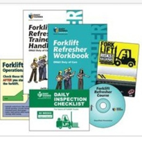 Forklift Refresher Training Pack - Premium