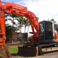 Hitachi Excavators | EX135UR