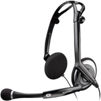 USB Folding Stereo PC Corded Headset | Plantronics Audio 470