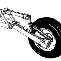 Agricultural Machinery Parts | Jockey Wheel Assemblies