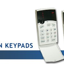 Electronic Security Systems - LED Keypads | Powerwave 8/16