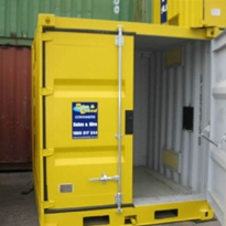 Dangerous Goods Container