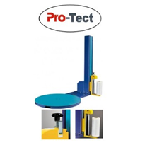 Pro-Tect Pallet Stretch Wrapping Machines - EXP- 408