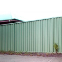 Colourbond Fencing - 1500mm High