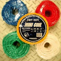 General Purpose Coloured Rope - 5 x 20m Rolls