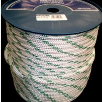 Polyester Industrial Rope with Green Fleck - 12mm x 100m