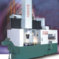 Vertical Turning Lathes | Megabore VTL MODEL VL16 DCR