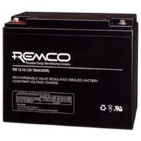 AGM Deep Cycle Batteries | 77Ah Remco 12V