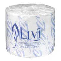 Toilet Paper Roll | LIVI 2 ply