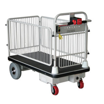 Cagemate Powered Trolleys