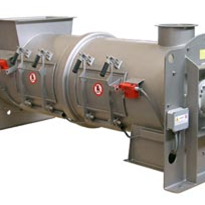 WAH Continuous Single Shaft Mixers