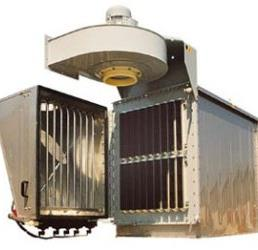 WAMAIR® Polygonal Dust Collectors