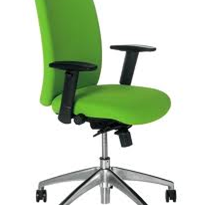 Buro Picante Office Chair - New Model With Air Pump Lumbar Adjustment
