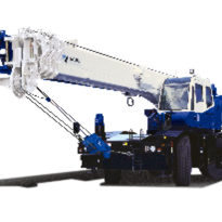 Rough Terrain Crane | GR-300EX