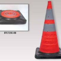 Collapsible Cones - Rubber Base