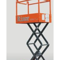 Push Around Scissor Lift | RIZER SP017-E