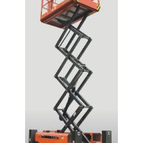 Rough Terrain Scissor Lift | Summit SC0817-AWD