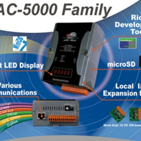 Programmable Automation Controller (PAC) - uPAC-5000 Family