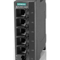 SCALANCE X005 Industrial Ethernet Switch now available