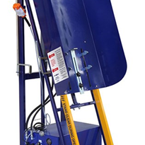 Bin Lifter | Rugged Powered
