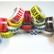 Custom Printed Tapes & Labels | Get Packed