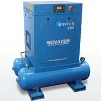 Electric Rotary Screw Air Compressors | ES Series 4 to 15 kW