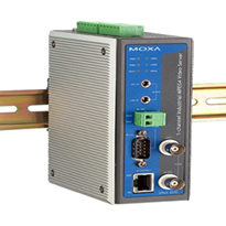 Moxa VPort MPEG-4 Industrial Video Servers from Paqworks