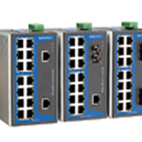 Moxa EDS 316 Unmanaged Ethernet Switch