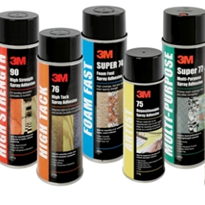 3M Spray Adhesives