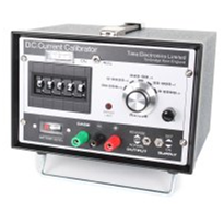 1024 D.C. Current Calibrator with Null Measuring (0.02% Accuracy)