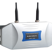 Moxa Wireless Ethernet Access Point IP67 Rated