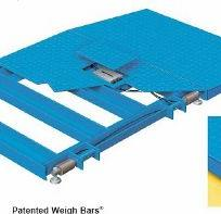 Heavy Duty Platform Scales & Pallet Scales by AccuWeigh