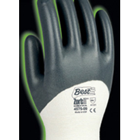 3/4 Dipped Sponge Nitrile Work Glove | Zorb-IT Extra 4575