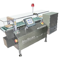Food Metal Detectors - AluScan - Metal Detector For Aluminium Packaged Products