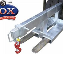 Fixed Forklift Jib Attachment Various Sizes, Lengths, Widths