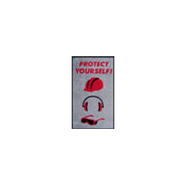 Safety Message Mat Rental Service