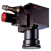 Dilas Industrial Laser Systems Offers Galvo Scanner with Integrated Pyrometer