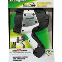 Energizer Rechargeable LED Spotlight Torch