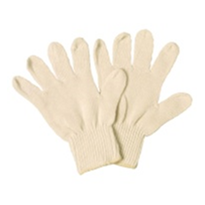 Polyester / Cotton Knitted Glove