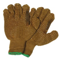 Lattice Coated Gripper Gloves
