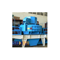 VSI Crusher (Hydraulic) by SBM