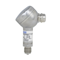 Pressure Transmitter With New Stainless Steel Field Housing